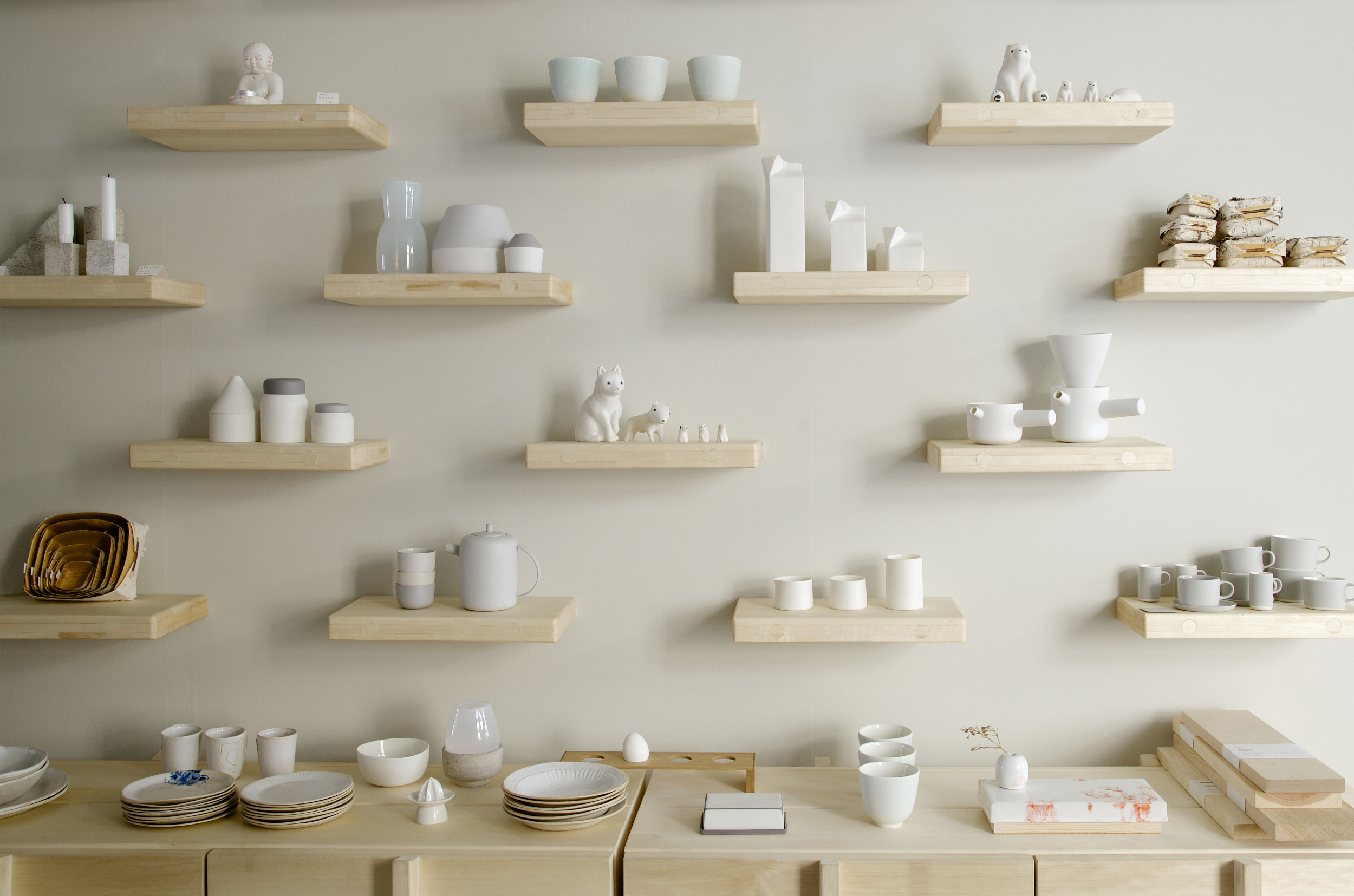 Lokal helsinki boutique unique hand crafted items ceramics finland